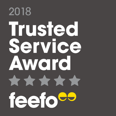 feefo trusted awards