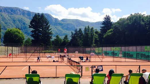 Tennis and French Camp in Annecy, France