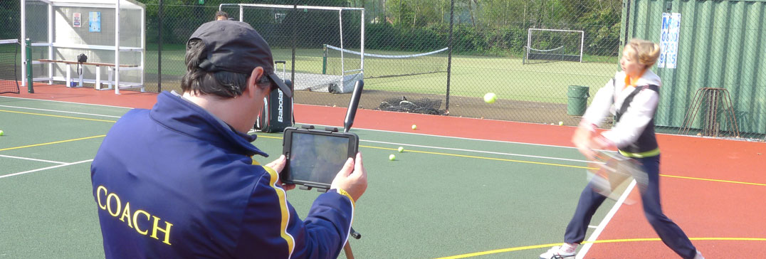 Video analysis in Barnes