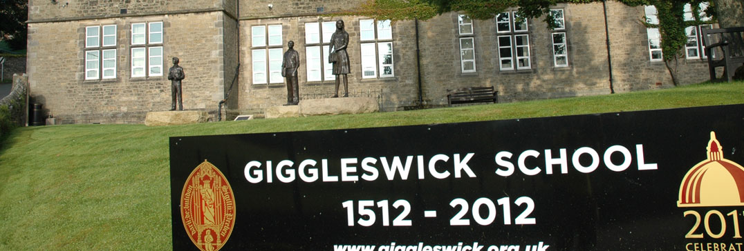 Tennis is played at Giggleswick School