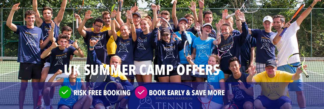Offers for Brighton Tennis Camp