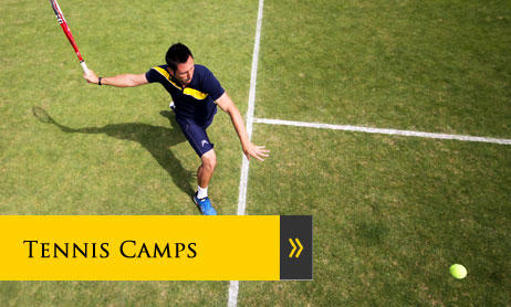 Summer Tennis Camps in England