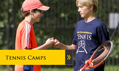 Tennis Camps for kids and adults in England, UK