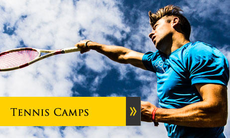 Tennis Camps for adults in England