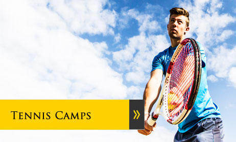 Tennis Camps in England, UK