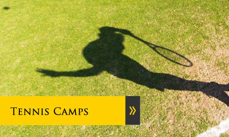 Tennis Camps on grass in England