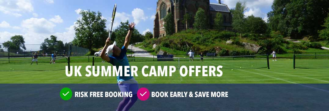 Offers for Yorkshire Tennis Summer Camp