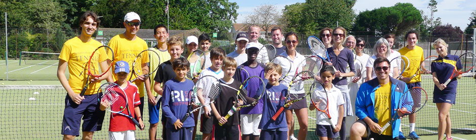 Tennis Camp in London