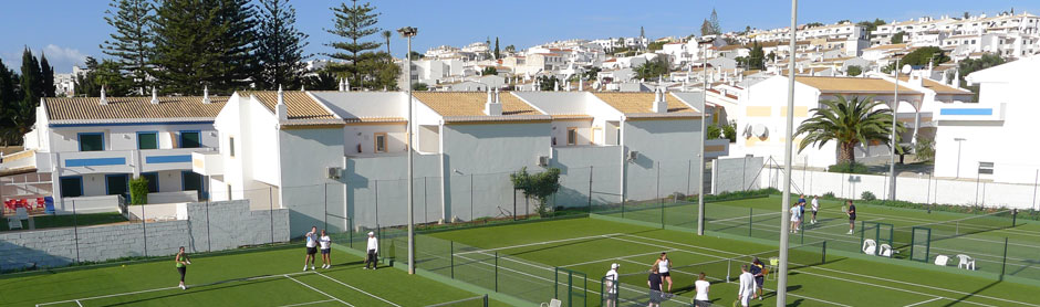 Tennis holidays for all the family