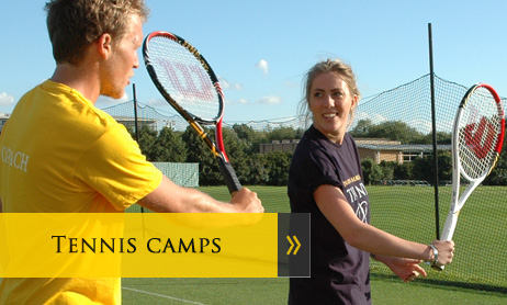 Tennis Camps in England