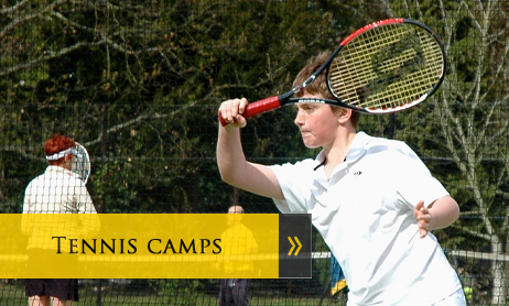 Tennis and English Camps in England