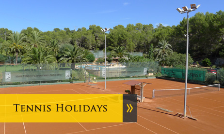 Tennis Holidays for everyone
