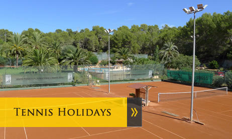 single tennis vacations