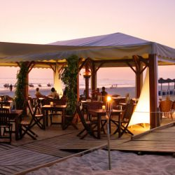 Beach bar Royal Andalus