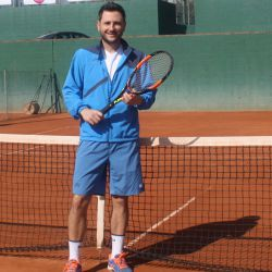 Your tennis coach in Barcelona