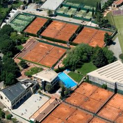 Clay courts in Barcelona