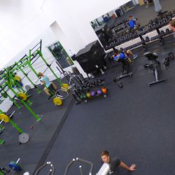 Fitness centre, University of Sussex