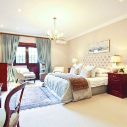 Bedroom, Steenberg Boutique Hotel