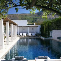 Pool at the Steenberg Boutique Hotel