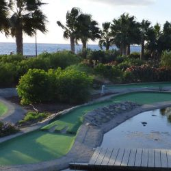 Crazy golf, Fuerteventura