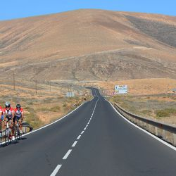 Cycling on Fuerteventura