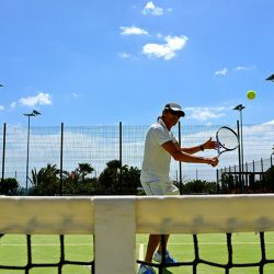 Tennis coaching holidays, Fuerteventura