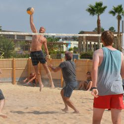 Beach volleyball, Fuerteventura