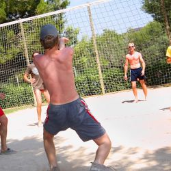 Volleyball, Park Club Hotel