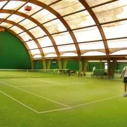 Indoor Tennis Court in Venice