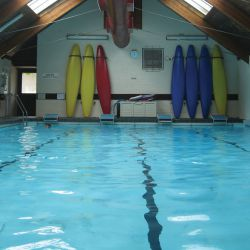 Giggleswick School swimming pool