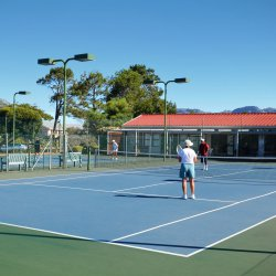 Tennis in Cape Town