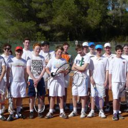 Tennis tours and holidays for groups, schools and clubs