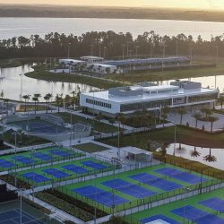 Hard Courts at Florida USTA National Campus