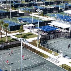 USTA Campus Clay Courts